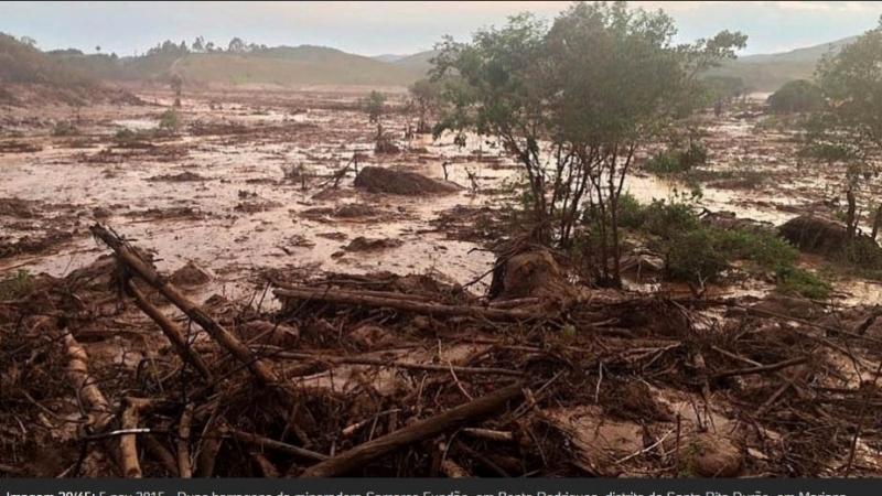 Tragedia Em Suzano Hoje Pinterest: Ouropreto.com.br :: Rompimento Das Barragens Samarco Mineração